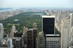 Central Park in New York Royalty-vrije Stock Afbeelding