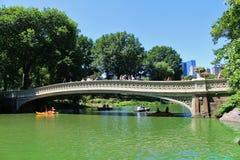 Central Park, New York Lizenzfreies Stockbild