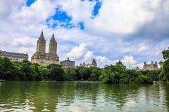 Central Park, New York Fotografia de Stock