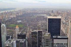 Central Park, New York Fotografie Stock Libere da Diritti