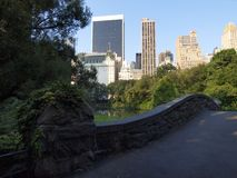 Central Park New York Royalty Free Stock Images