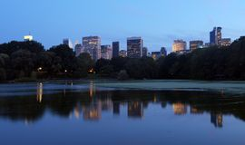 Central Park New York Royalty Free Stock Photo