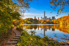 Central Park New York Stock Images