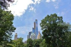 Central Park, New York Royalty Free Stock Photos