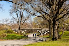 Central Park, New York Ciity Foto de Stock