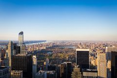 Central Park, New York Ciity royalty-vrije stock foto