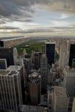 Central Park New York City stockfoto