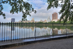 Central park new york city Royalty Free Stock Image