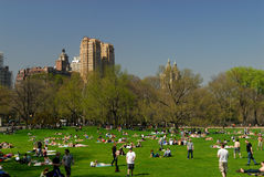 Central Park, New York City Image libre de droits