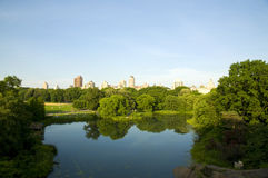 Central Park, New York City Stockbilder