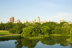Central Park, New York City Lizenzfreies Stockfoto