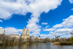 Central Park, New York City Fotografia de Stock Royalty Free