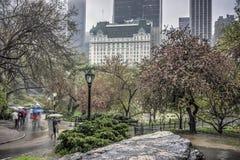 Central Park, New York City Image libre de droits