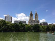 Central Park. New York City Stock Photo