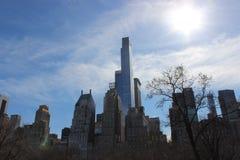 Central Park, New York City Stockbilder