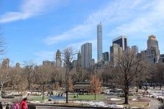 Central Park, New York City Fotografía de archivo