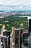 Central Park New York City Fotografia de Stock
