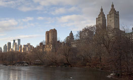 Central Park - New York City Royalty Free Stock Images