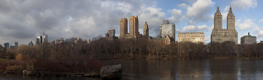 Central Park - New York City Stock Photos
