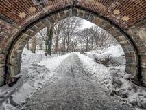 Central Park, New York City Stockfotografie
