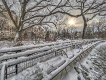 Central Park, New York City Lizenzfreie Stockbilder