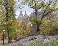 Central Park, New York City in autumn Stock Image