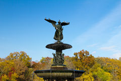 Central Park New York City Stock Image