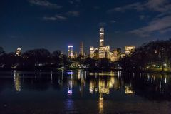 Central Park, New York City, E.U. Foto de Stock