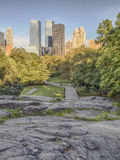 Central Park, New York City Royalty Free Stock Images
