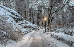 Central Park, New York City Stock Photo