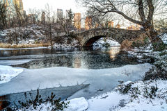 Central Park, New York City Royalty Free Stock Image