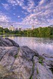 Central Park, New York City Royalty Free Stock Photos