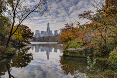 Central Park, New York City Stock Images