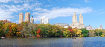Central Park New York City Manhattan Royalty Free Stock Images