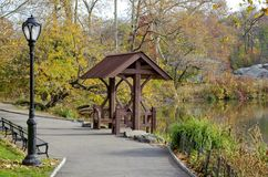 Central Park New York City Royalty Free Stock Photos
