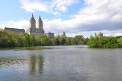 Central Park New York City, USA Royaltyfri Fotografi