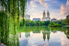 Central Park New York City Stock Photos