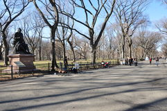 "Central Park New York jesieÅ "" Stock Fotografie"
