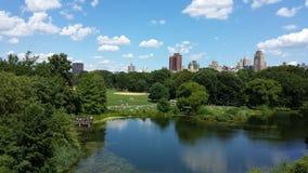 Central Park. New York Manhattan royalty free stock photo