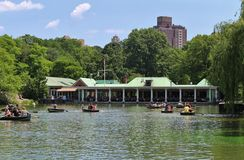 Central Park, New York Stock Photography