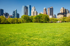 Central park, New York Royalty Free Stock Image