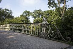 Central Park, New York, Verenigde Staten stock foto's