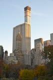 Central Park am 10. November 2014 in Manhattan, New York City, USA Stockbild
