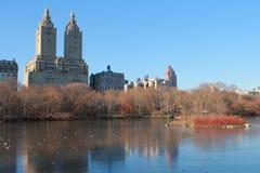 Central Park, Nueva York Imagenes de archivo