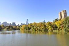 Central Park Nueva York foto de archivo