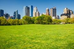 Central Park, Nueva York Imagen de archivo libre de regalías