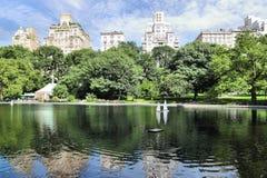Central Park NY imagen de archivo
