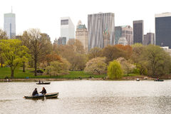 Central Park, NY Royalty Free Stock Photos