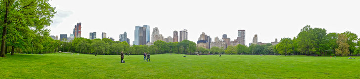 Central Park, NY Royalty Free Stock Images
