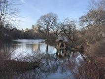 Central Park NYC Arkivbilder
